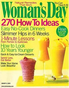 Free magazine subscription to Women's Day