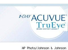 Johnson & Johnson has recalled 1-Day Acuvue contact lenses, marking the company's ninth recall in a year.