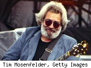 top 10 celebrity business owners - Jerry Garcia