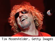 Top ten celebrity business owners - Sammy Hagar