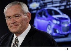 GM CEO Ed Whitacre