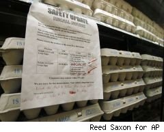 Egg recall update: FDA details filth found at hen houses