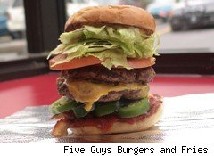 What Makes Five Guys the New Burger Masters