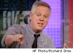 Glenn Beck is one of the least-honest pundits, according to reporter Jeff Bercovici's tally of PolitiFact ratings.