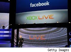 Facebook added to Xbox Live