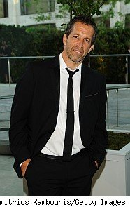 Designer Kenneth Cole