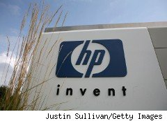 HP plans to put an end to a three-year lawsuit from the Department of Justice with a settlement that will cost it 2 cents per share in profit.