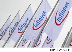 Intel Prepares Offer to Buy Infineon Wireless