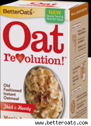 Better Oats oatmeal