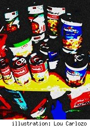 34 key items for your back to school 2010 grocery shopping list