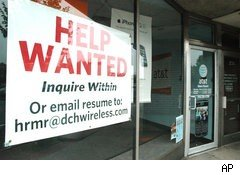 Initial Jobless Claims Plunge Toward Key 400,000 Level