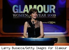 Glamour Editor-in-Chief Cindi Leive at the Women of the Year awards