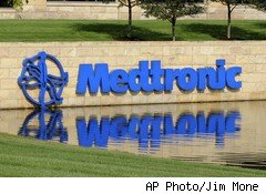 Medtronic is the world's largest medical device maker
