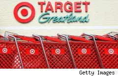 Target Earnings Top Estimates