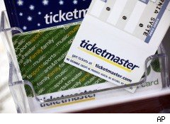 Ticketmaster; tickets; concerts; shows