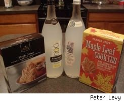 maple creme cookies and sparkling lemonade review