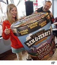 Ben & Jerry stops claiming it is 'All Natural.'