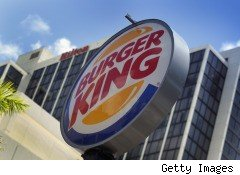 burger King sold for $4 billion