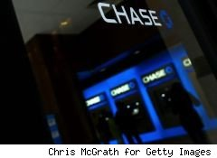 Chase's website is down
