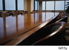 conference table executive corporate
