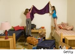 From drab to fab: Dorm decorating on a budget - DailyFinance