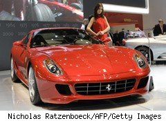 Fiat May Float a Ferrari IPO to Finance a Bigger Stake in Chrysler