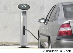General Electric car WattStation