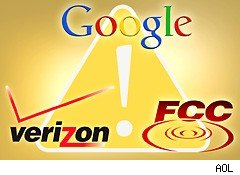 Google, Verizon and FCC