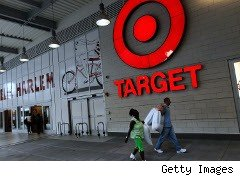 Target store in Harlem
