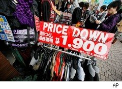 Deflation in Japan