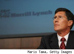 John Thain, Merrill Lynch