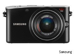 Samsung NX100 Camera Unveiled With $599 Price Tag