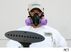 bedbug exterminator