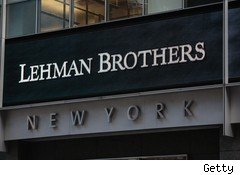 Lehman Brothers NY office