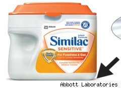 Abbott Laboratories, Similac recall, Similac infant formula