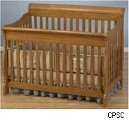 Simplicity crib recall with different brand name.