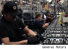 GM to Add 483 Jobs at Former Saturn Engine Plant