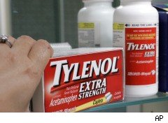 Another Tylenol recall.