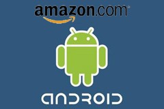 Amazon Plans Android App Store to Compete With Google