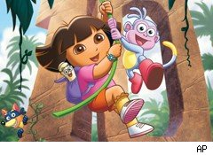 Dora the Explorer Viacom