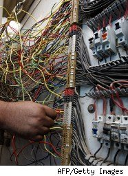 Wiring and circuit breakers