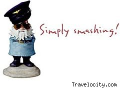 Travelocity Gnome's in trouble.