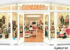 Gymboree Hires Goldman Sachs to Auction Itself Off 