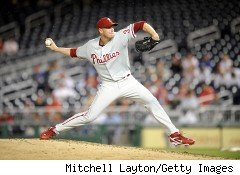 Phillies Pitcher