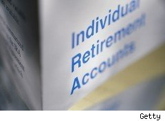 IRA individual retirement account