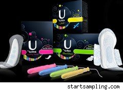 Kotex products