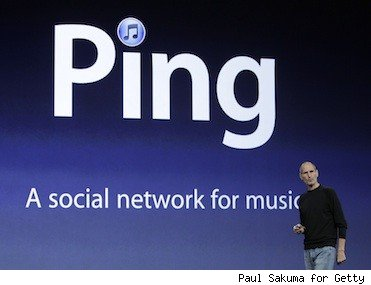 Ping and Steve Jobs