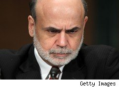 Fed Chairman Ben Bernanke