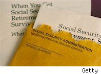social security documents