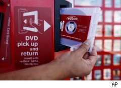 Redbox DVD rental